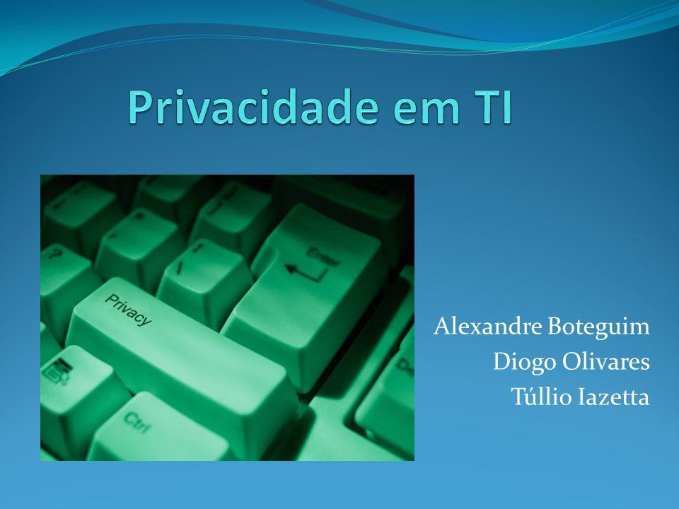 Alexandre Boteguim Diogo Olivares Túllio Iazetta