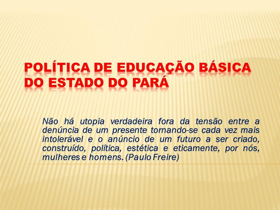 A qualidade social da educação pressupõe a integralidade da formação e sua referência nas demandas da sociedade.