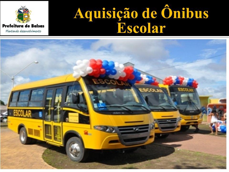 Aquisição de Ônibus Escolar 23