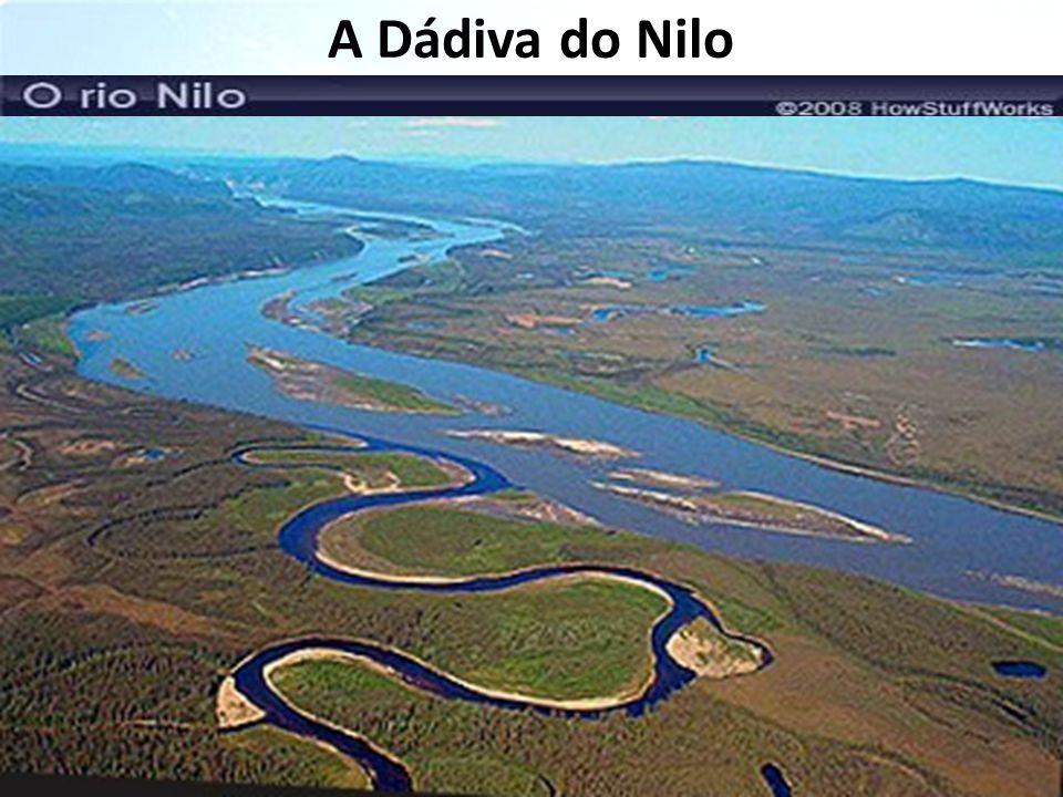 As Cheias do Nilo De junho a outubro as chuvas são torrenciais nas cabeceiras do Rio Nilo, no Lago Vitória.