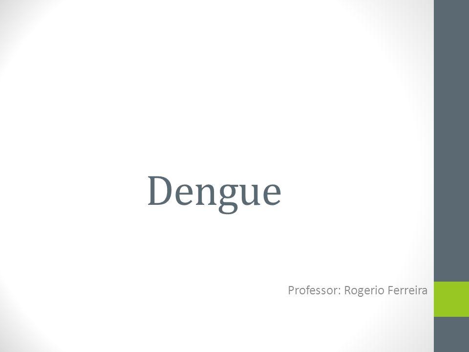 Introdução A dengue, atualmente, é considerada sério problema de saúde pública, principalmente nos países tropicais, pois as condições do meio ambiente favorecem o desenvolvimento e a proliferação do vetor.