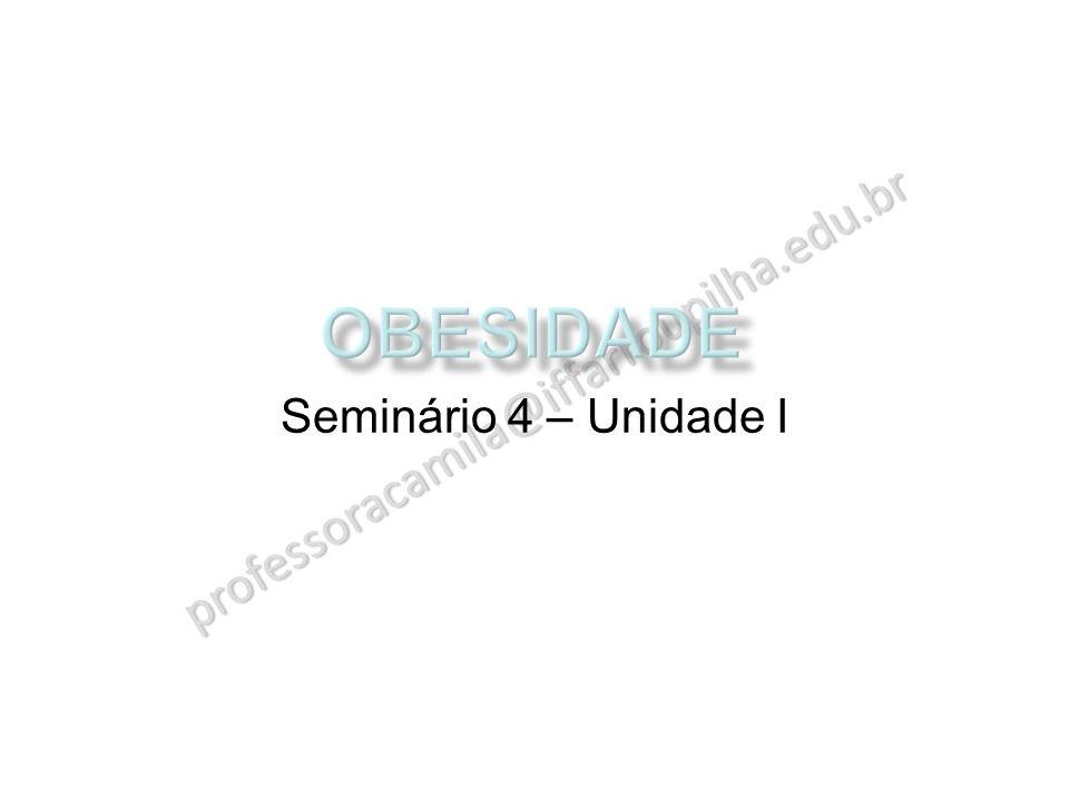 professoracamila@iffarroupilha.edu.br Seminário 4 – Unidade I