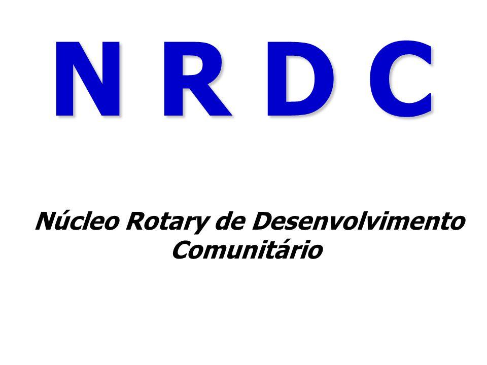 N R D C Núcleo Rotary de Desenvolvimento Comunitário