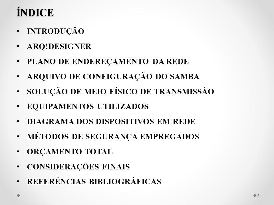 REFERÊNCIAS BIBLIOGRÁFICAS FERRARI, Sandro Roberto, Sambando com Linux.