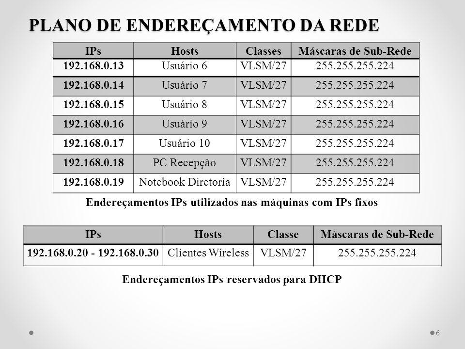 smb.conf 7 ARQUIVO DE CONFIGURAÇÃO DO SAMBA