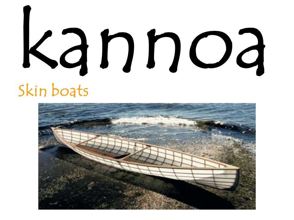 kannoa Ateliê de barcos e produtos de madeira Skin boats