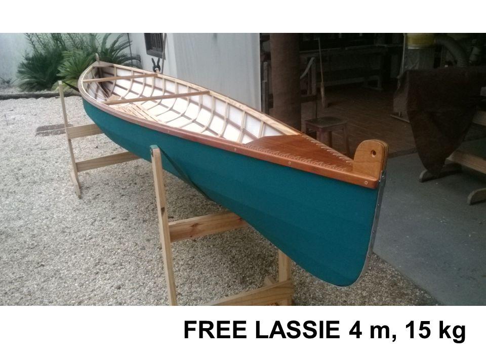 FREE LASSIE 4 m, 15 kg