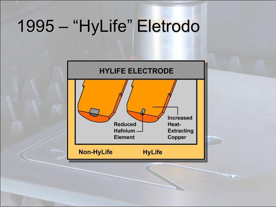 """1995 – """"HyLife"""" Eletrodo"""
