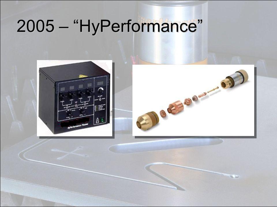 """2005 – """"HyPerformance"""""""
