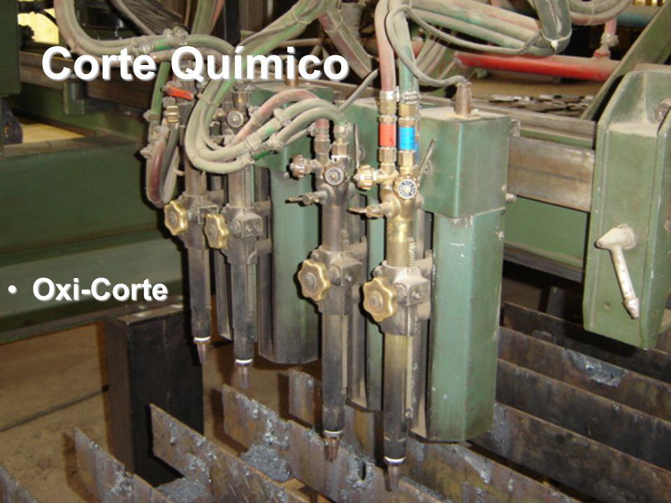 Corte Termo-Químico Plasma com OxigênioPlasma com Oxigênio