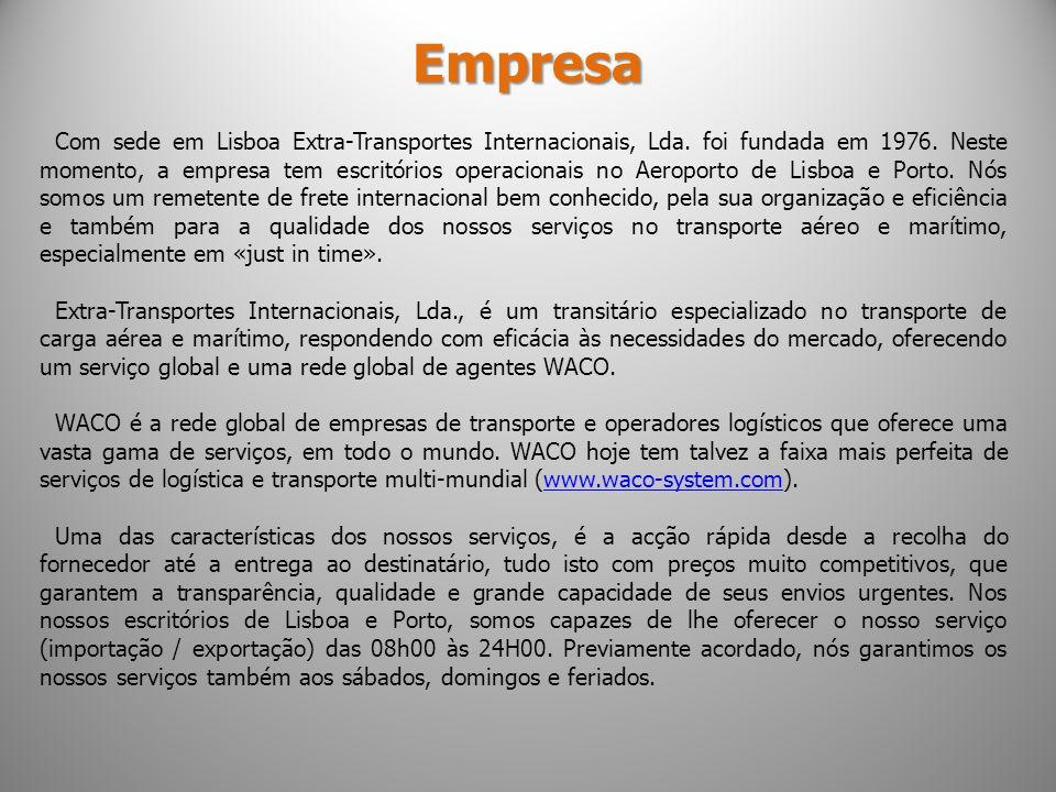 SEDE Rua dos Industriais, 17-1º Dt 1200-685 Lisboa Portugal Tel: + 351 21 3965991 E-mail: info@extraopo.cominfo@extraopo.com Filial - Lisboa Complexo de Carga 134, salas 1238/39/40 1750-364 Lisboa Tel: +351 218438880 Fax: +351 218407897 Filial – Porto Rua Eng.