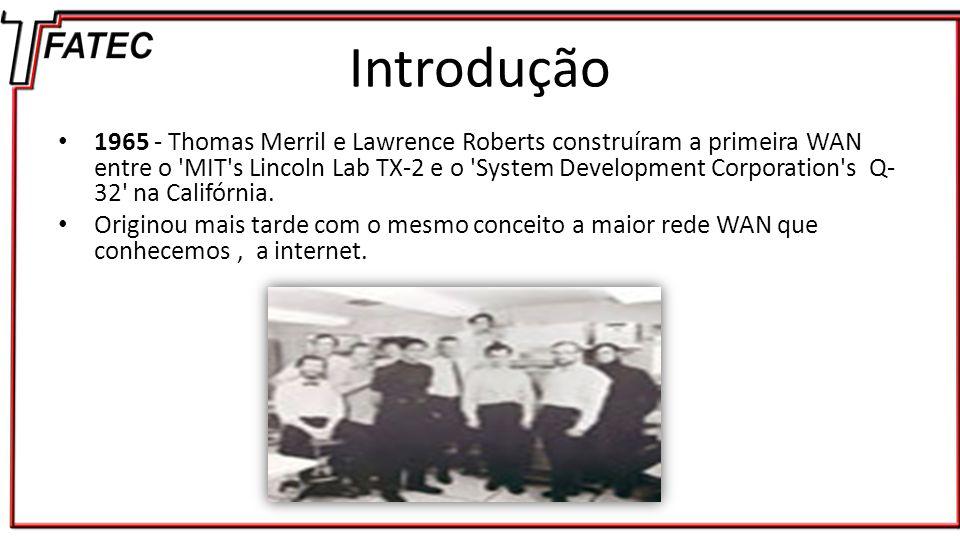 Protocolos WAN O Permanent Virtual Circuit (PVC) O PVC é um circuito virtual permanente configurado pelo operador na rede através de um sistema de gerência de Rede, como sendo uma conexão permanente entre dois pontos.