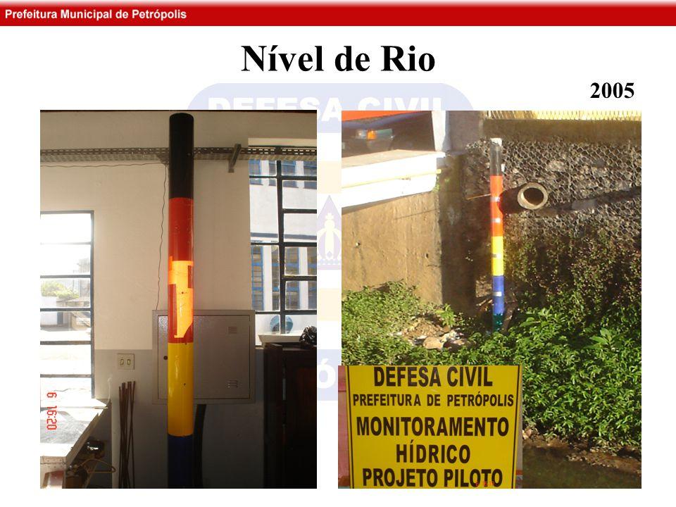 Nível de Rio 2005
