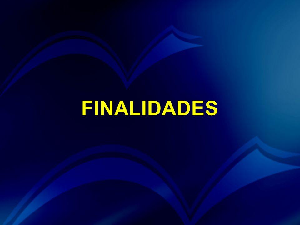 FINALIDADES