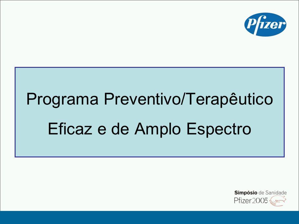 Programa Preventivo/Terapêutico Eficaz e de Amplo Espectro