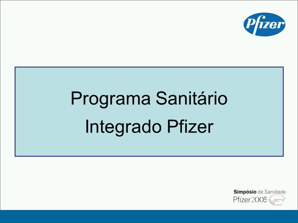 Programa Sanitário Integrado Pfizer