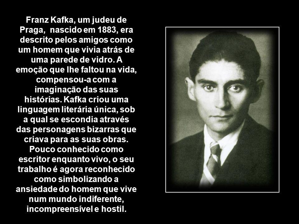 PRAGA PRAGA de Franz Kafka