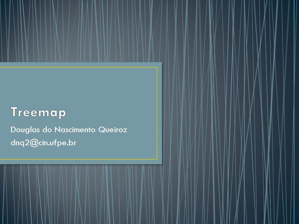Motivação Introdução Treemap e as redes sociais Algoritmos Aplicações Referências