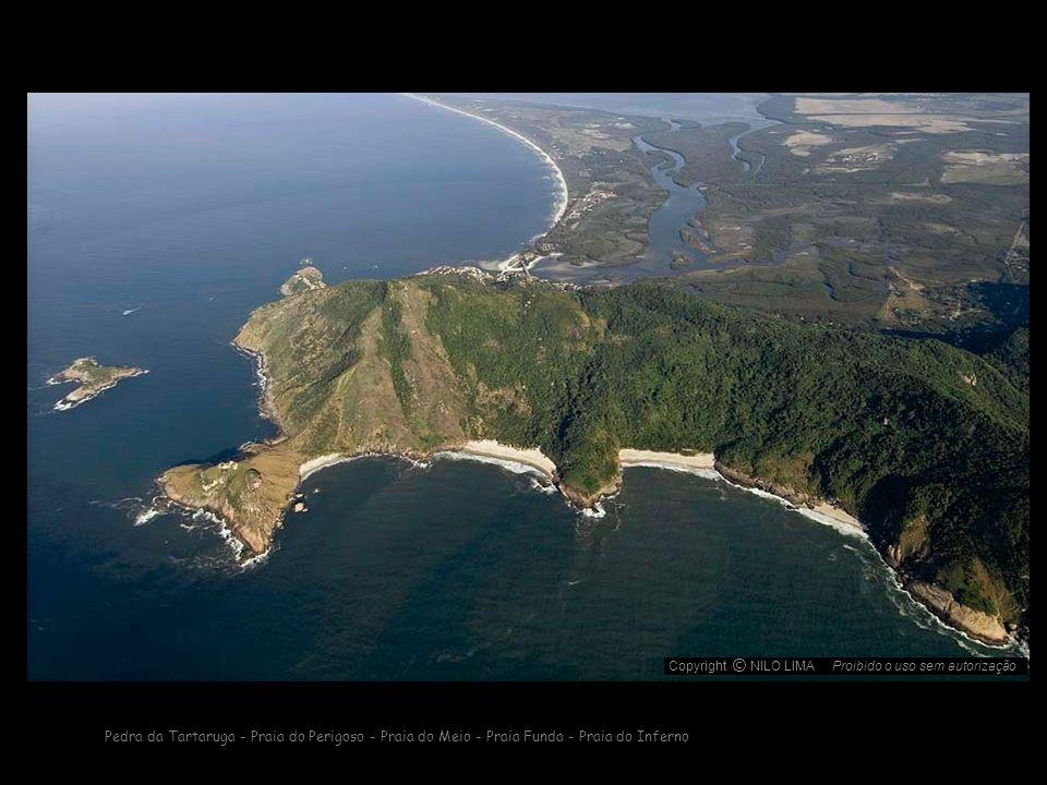 Praia do Grumari Copyright NILO LIMAProibido o uso sem autorização c O