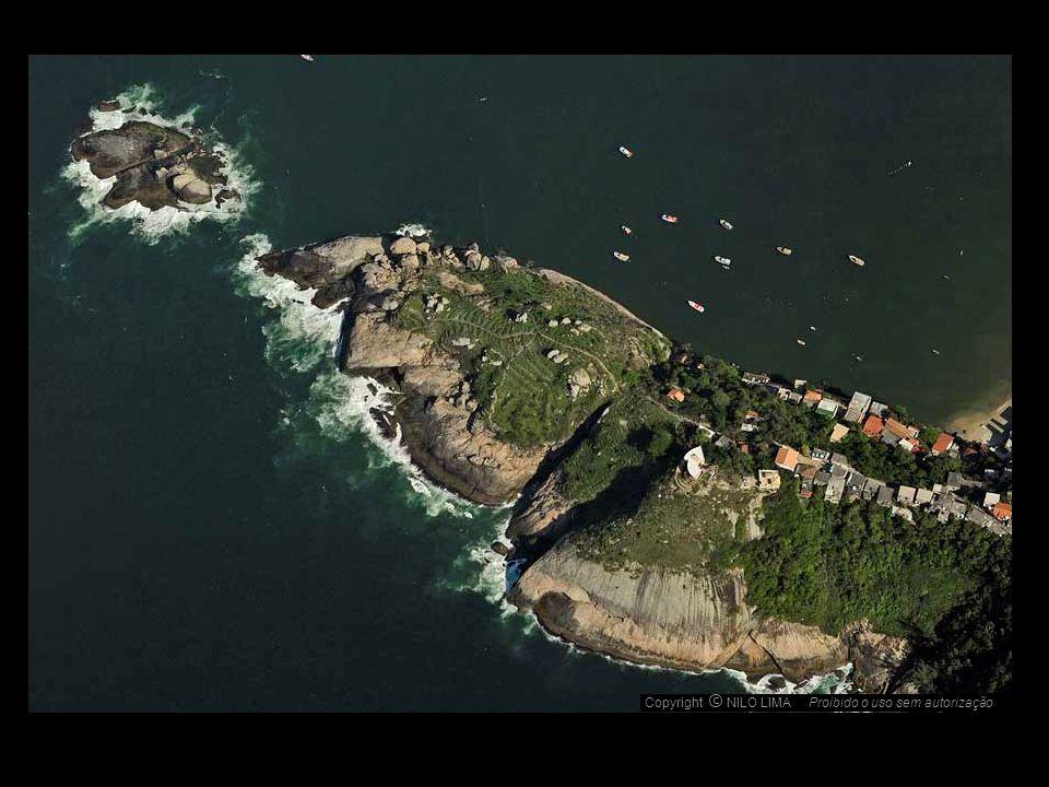 Morro do Pontal de Sernambetiba - Recreio Copyright NILO LIMAProibido o uso sem autorização c O