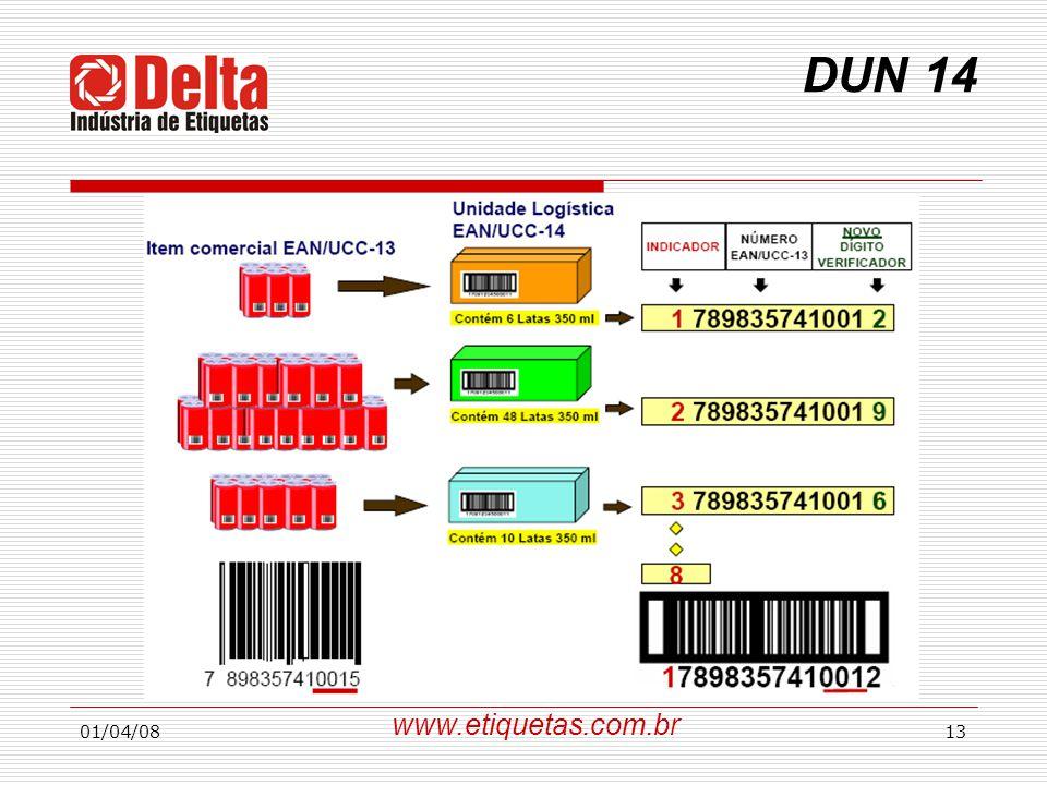 01/04/0813 DUN 14 www.etiquetas.com.br