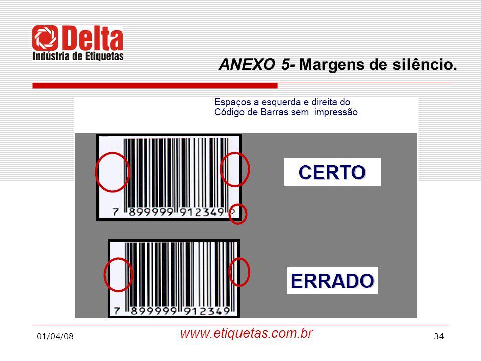 01/04/0834 www.etiquetas.com.br ANEXO 5- Margens de silêncio.