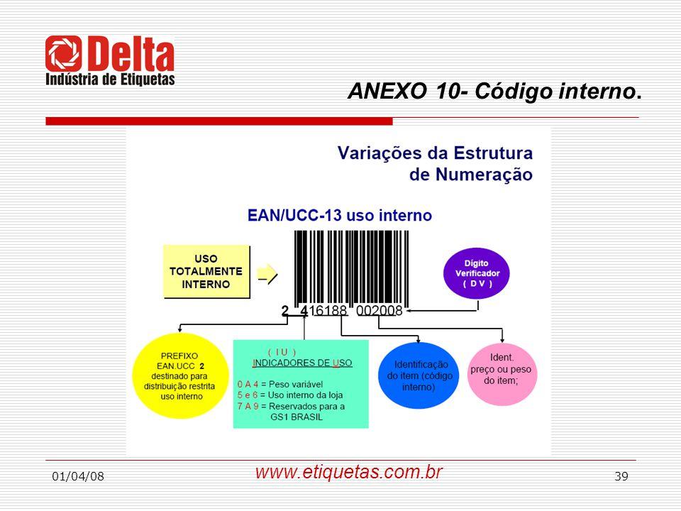 01/04/0839 www.etiquetas.com.br ANEXO 10- Código interno.