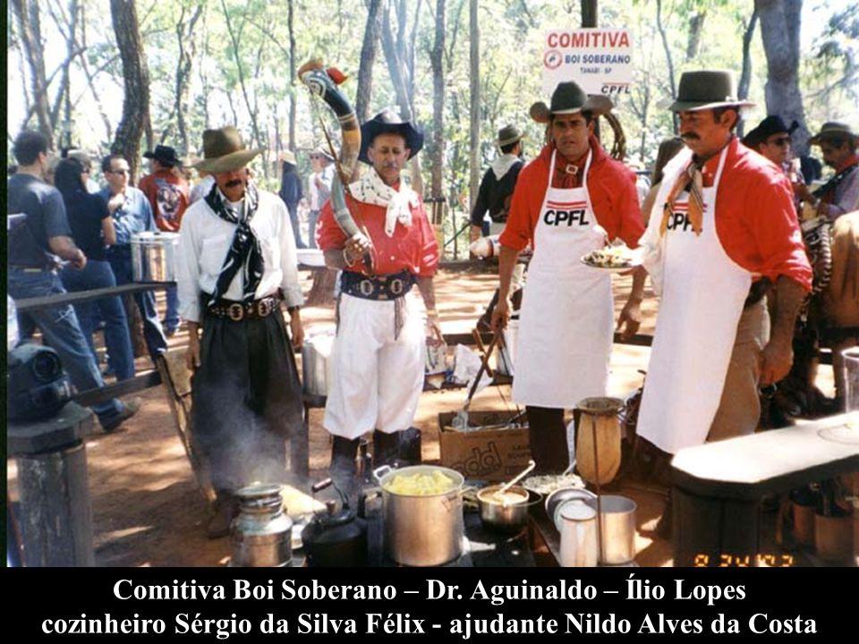Comitiva Boi Soberano – Dr.
