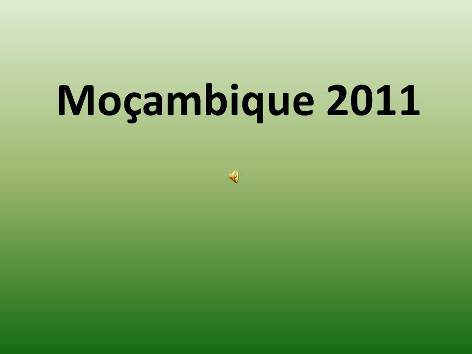 Moçambique 2011