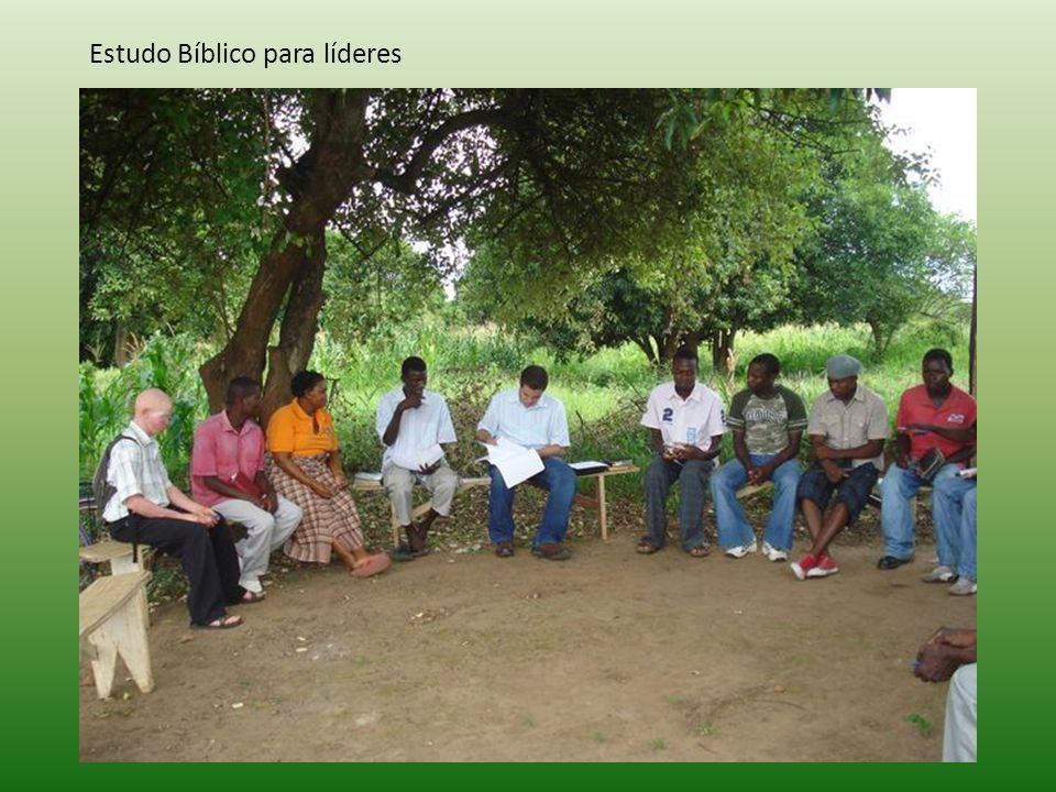 Estudo Bíblico para líderes