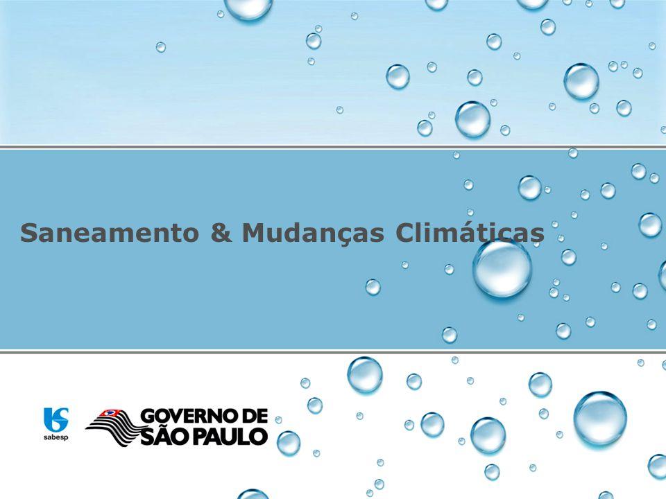 Saneamento & Mudanças Climáticas