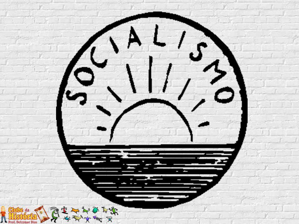 REVOLUÇÃO SOCIALISTA SOCIALISMO # COMUNISMO ETAPA FINAL E MAIS ELEVADA DO DESENVOLVIMENTO HUMANO FASE DE TRANSIÇÃO ENTRE O CAPITALISMO E O COMUNISMO O ESTADO É O RESPONSÁVEL PELO CONTROLE DOS MEIOS DE PRODUÇÃO.