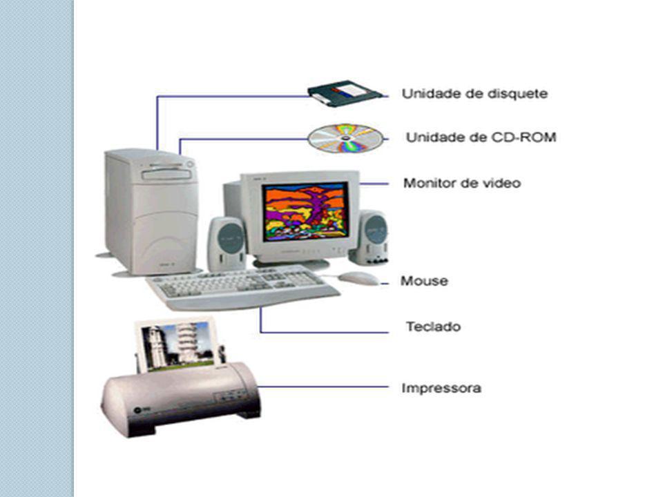 Os dispositivos de entrada e saída (E/S) ou input/output (I /O) são também denominados periféricos.