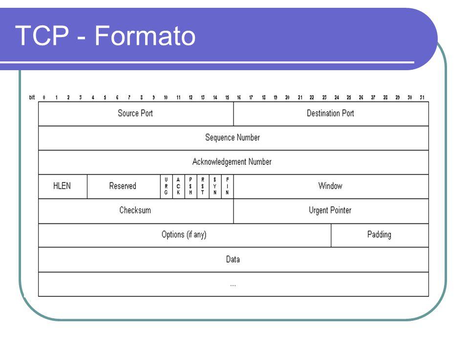 TCP - Formato