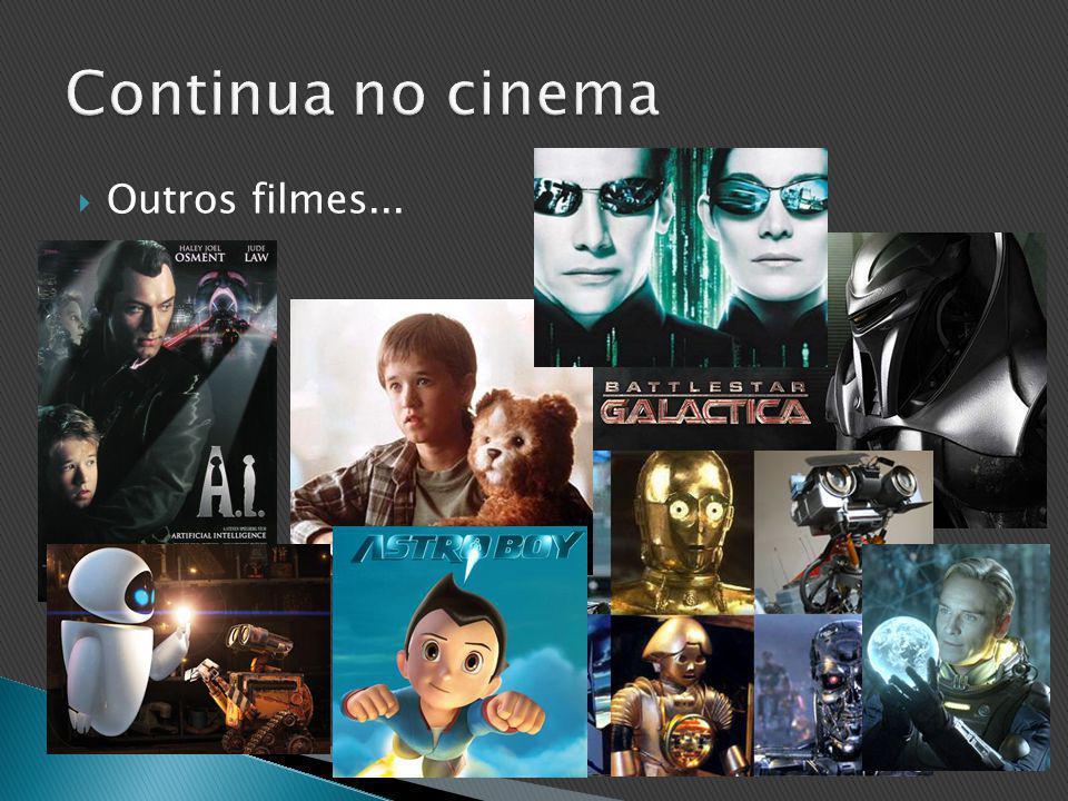  Outros filmes...