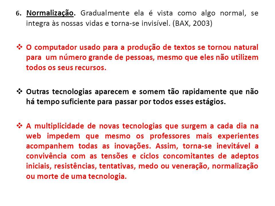 6.Normalização.