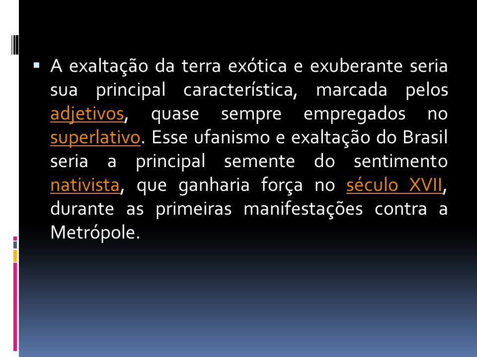 A poesia de José de Anchieta  Cordeirinha linda, como folga o povo porque vossa vinda lhe dá lume novo.