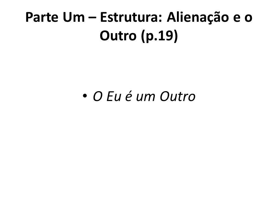 O sujeito cartesiano e seu inverso (p.64) O que é mais notável a respeito do sujeito freudiano é que ele desponta apenas para desaparecer quase instantaneamente.