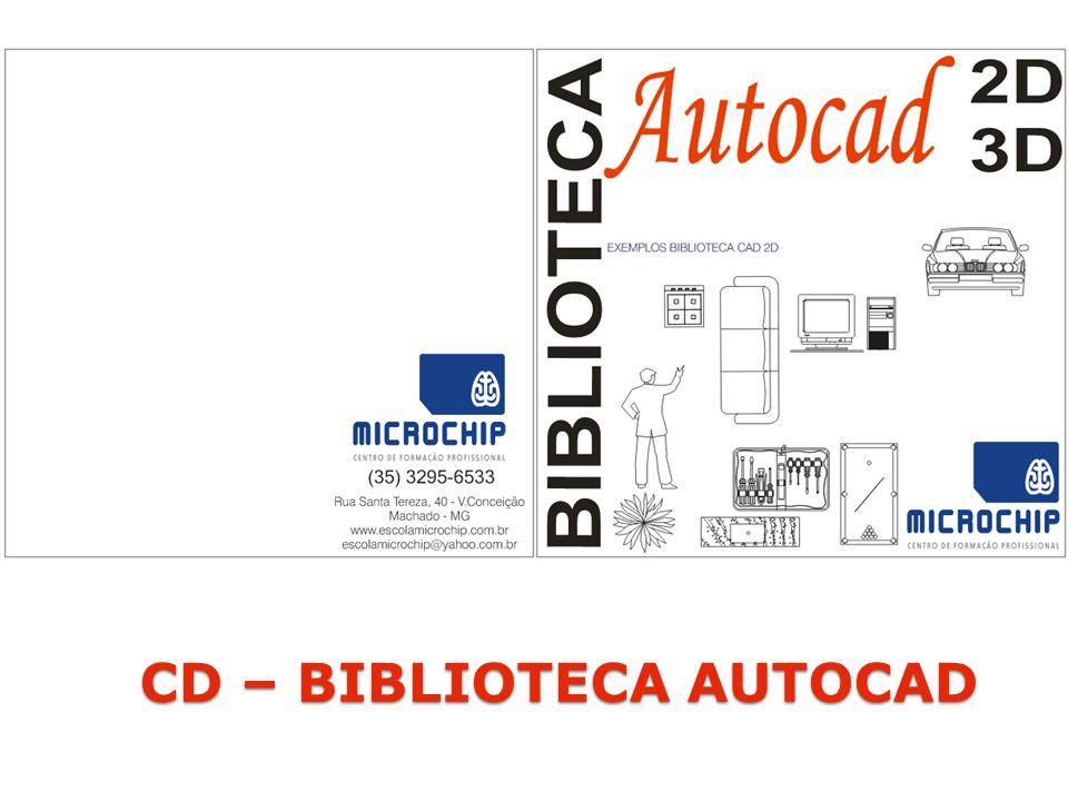 CD – BIBLIOTECA AUTOCAD