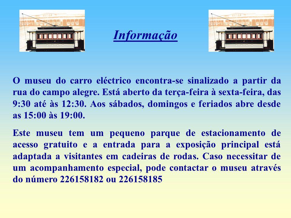 No museu do carro eléctrico do Porto está em exposição um raro exemplar do Carro Americano , que tem imensa importância na história do eléctrico, por ter dado inicio à exploração da rede de transportes públicos do Porto.