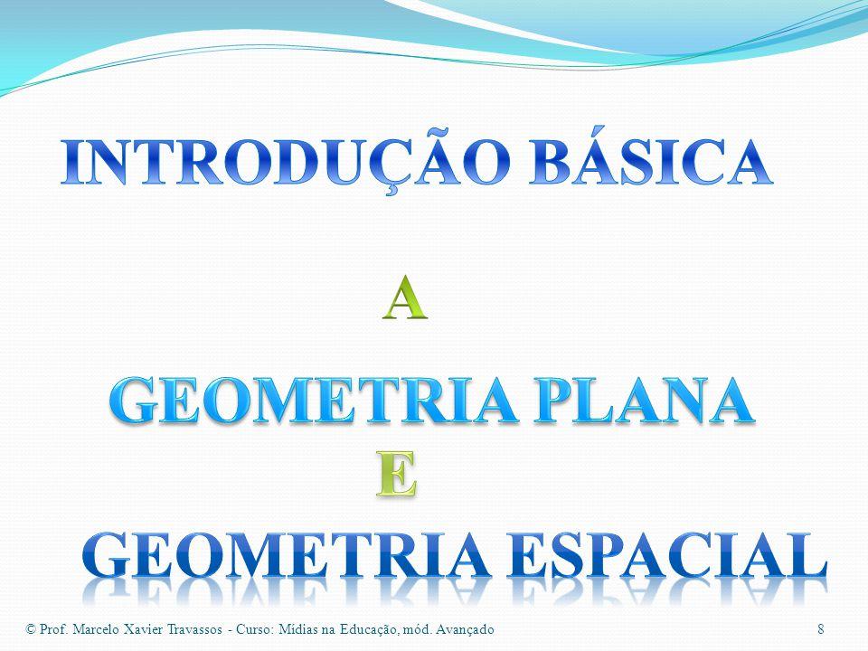 © Prof. Marcelo Xavier Travassos - Curso: Mídias na Educação, mód. Avançado 7 Caro(a) educando(a), nos próximos slides você irá rever todo o conteúdo