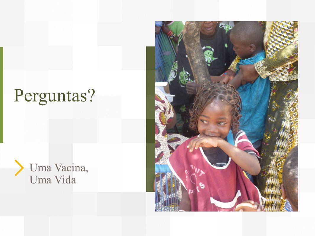 Perguntas? Uma Vacina, Uma Vida