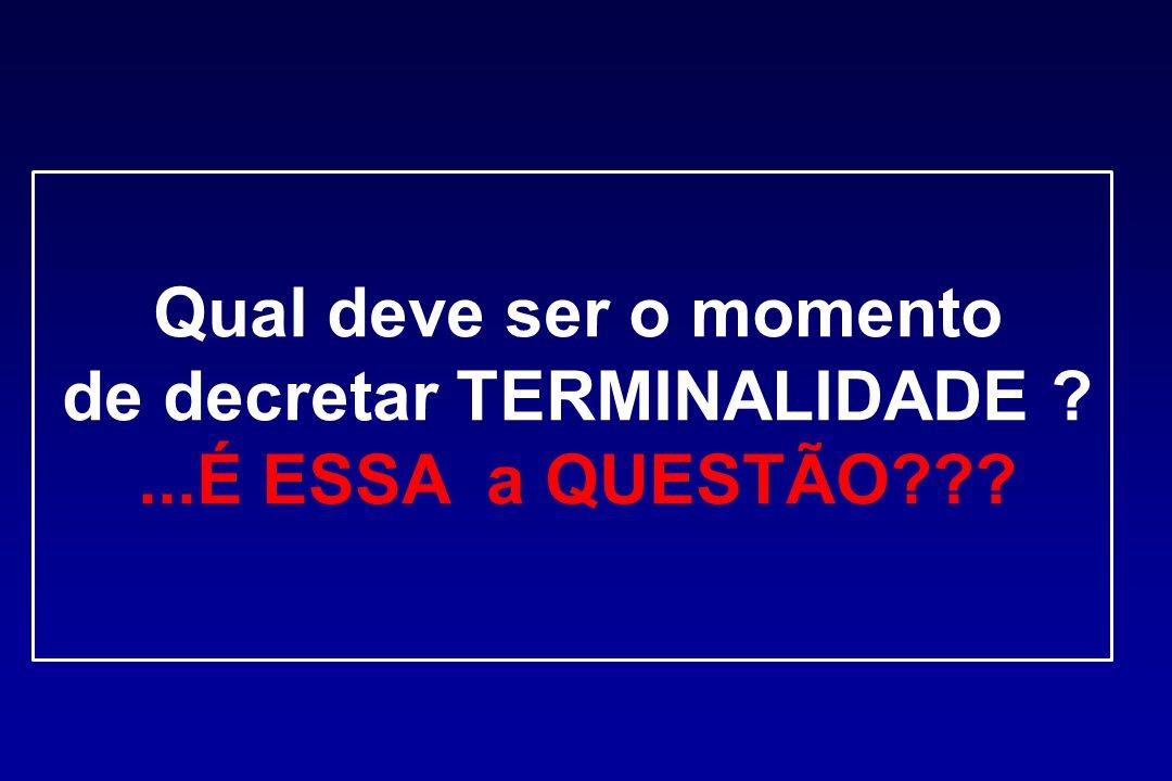 Repercussão… Promotor de Brasília argumenta que a resolução incita à eutanásia passiva.