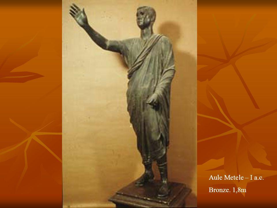 Aule Metele – I a.c. Bronze. 1,8m