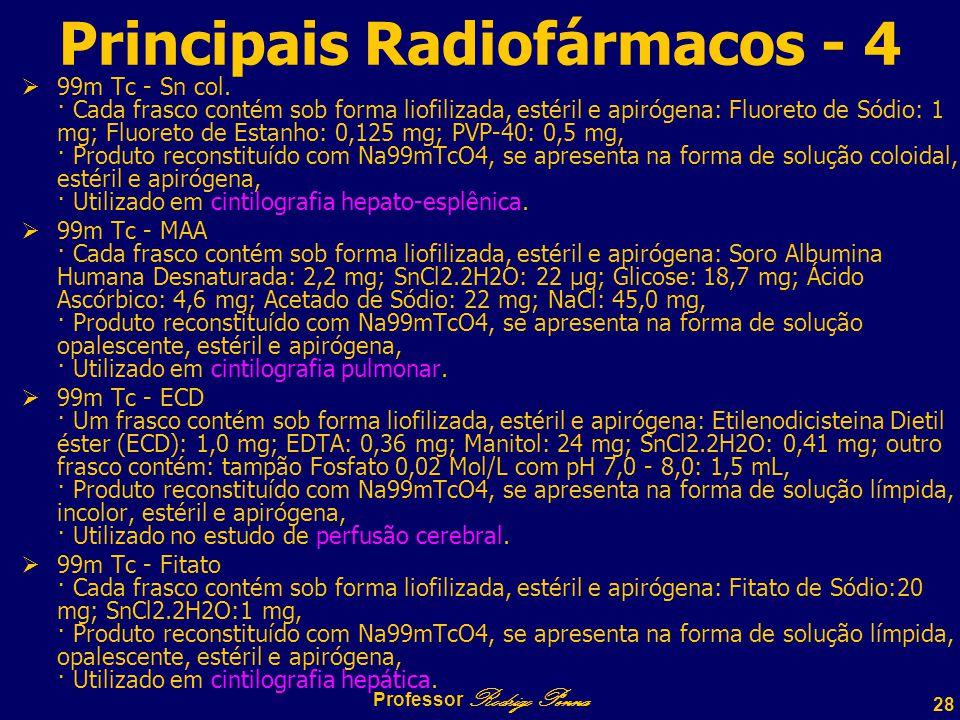 28 Professor Rodrigo Penna  99m Tc - Sn col.