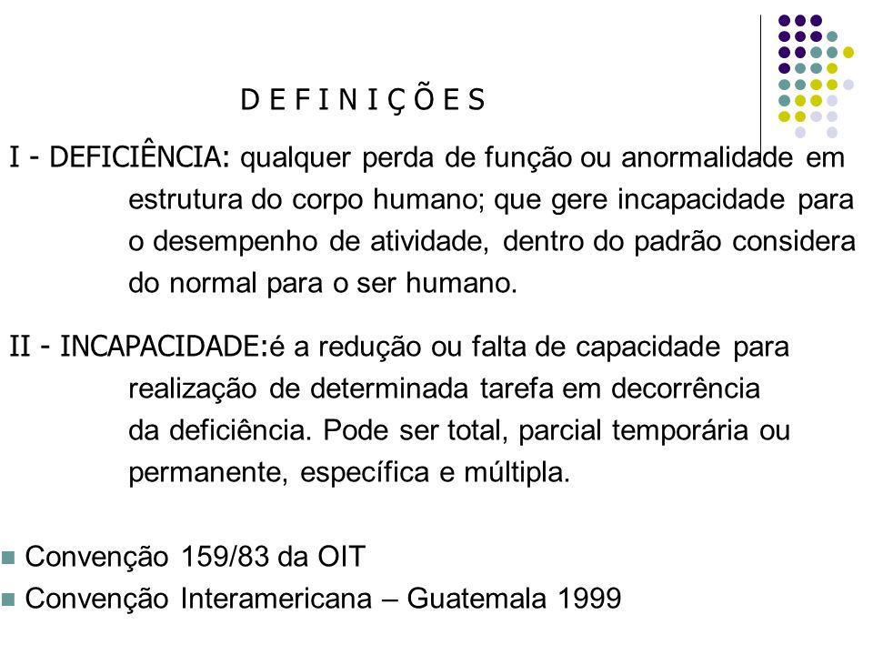 CARACTERIZAÇÃO - ART.