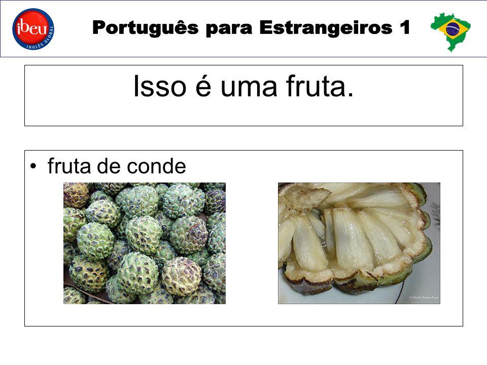fruta de conde