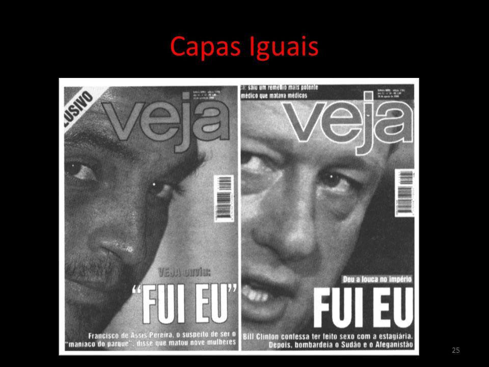 Capas Iguais 25