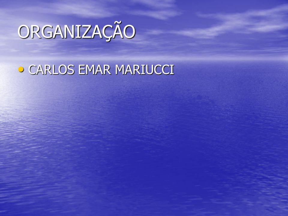 ORGANIZAÇÃO CARLOS EMAR MARIUCCI CARLOS EMAR MARIUCCI