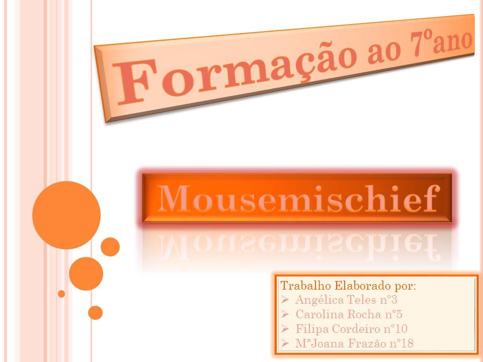 Trabalho Elaborado por:  Angélica Teles nº3  Carolina Rocha nº5  Filipa Cordeiro nº10  MªJoana Frazão nº18